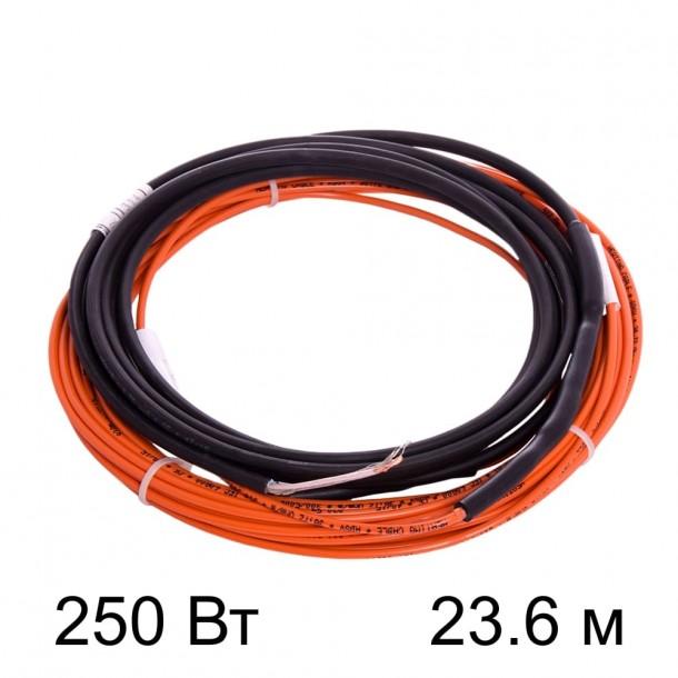Двужильный тонкий кабель FENIX ADSV10- 250