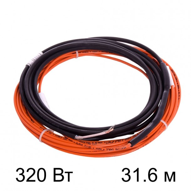 Двужильный тонкий кабель FENIX ADSV10- 320