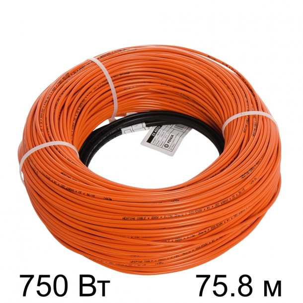 Двужильный тонкий кабель FENIX ADSV10- 750