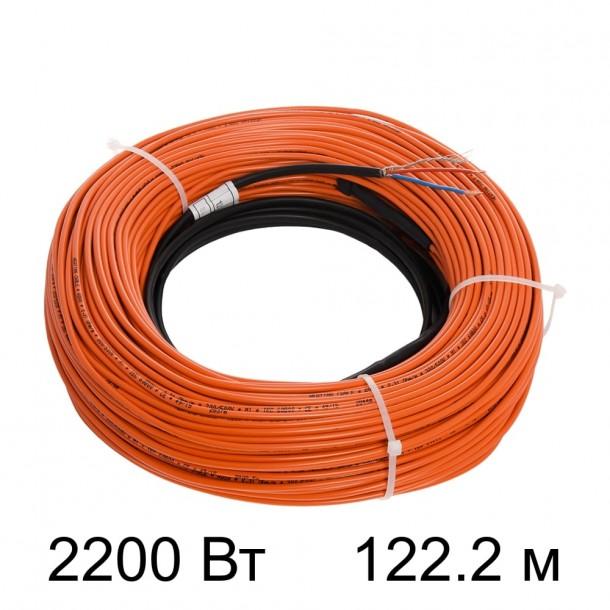 Двужильный кабель FENIX ADSV18-2200