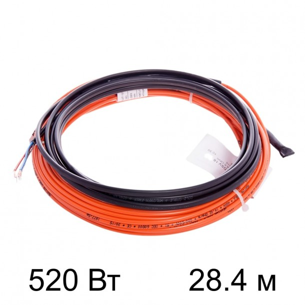 Двужильный кабель FENIX ADSV18- 520