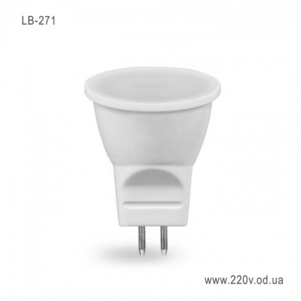 Лампа Feron LB-271 светодиодная MR11 3W 6400K G5.3
