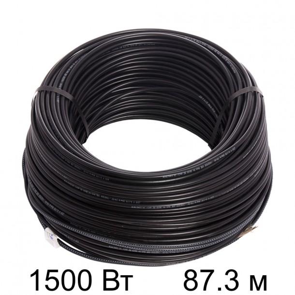 Двужильный кабель HEMSTEDT BR-IM 17Вт/м  87,3м 1500 Вт