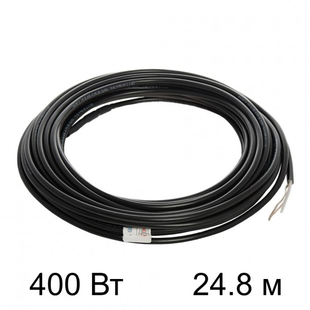 Двужильный кабель HEMSTEDT BR-IM 17Вт/м  24,8м  400 Вт