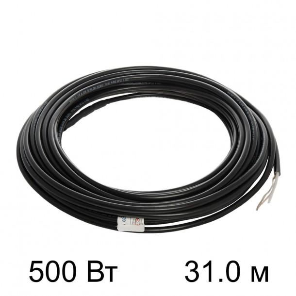 Двужильный кабель HEMSTEDT BR-IM 17Вт/м  31м   500 Вт