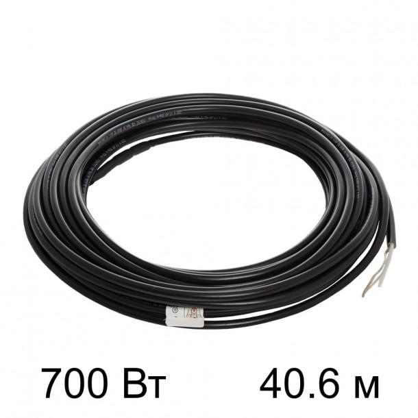 Двужильный кабель HEMSTEDT BR-IM 17Вт/м  40,6м   700 Вт