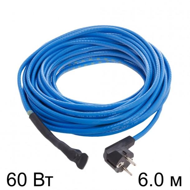 Двужильный кабель HEMSTEDT 10 Вт/м FS  6