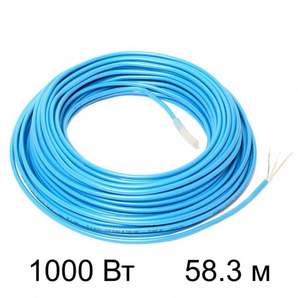 Двужильный кабель NEXANS TXLP-2R 17 1000 Вт