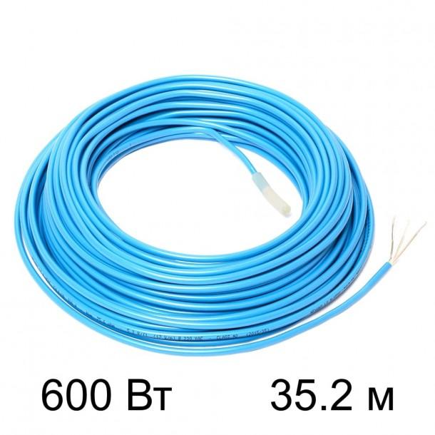Двужильный кабель NEXANS TXLP-2R 17  600 Вт