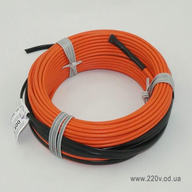 Двужильный кабель Volterm HR12 400 Вт