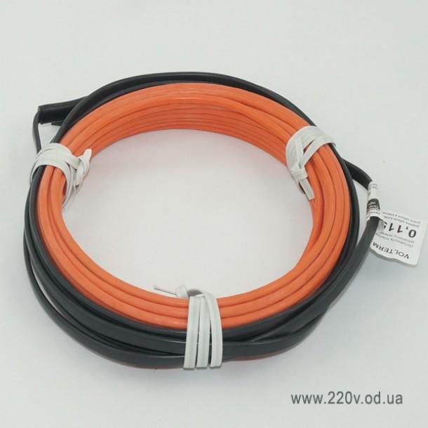 Двужильный кабель Volterm HR18 140 Вт