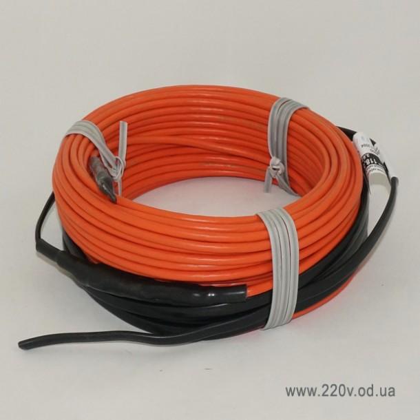 Двужильный кабель Volterm HR18 550 Вт