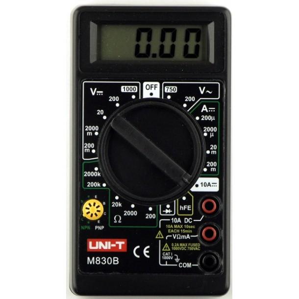 Мультиметр UNI-T M830B
