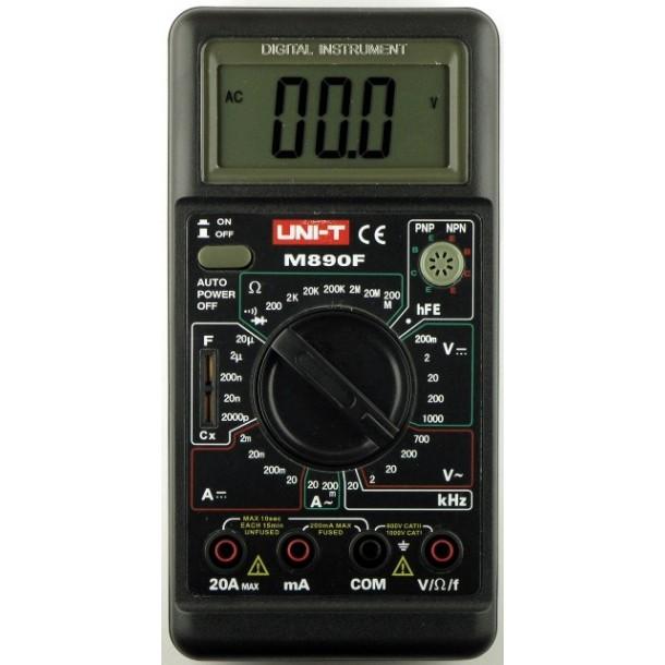Мультиметр UNI-T M890F