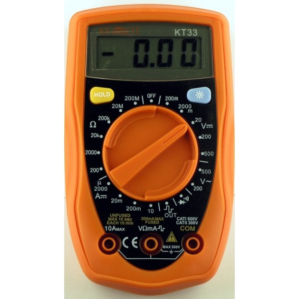 МультиметрUT33