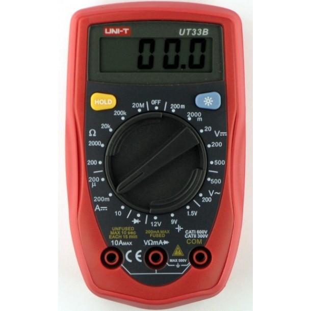 Мультиметр UNI-T UT33B