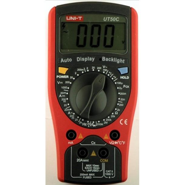 МультиметрUT50С