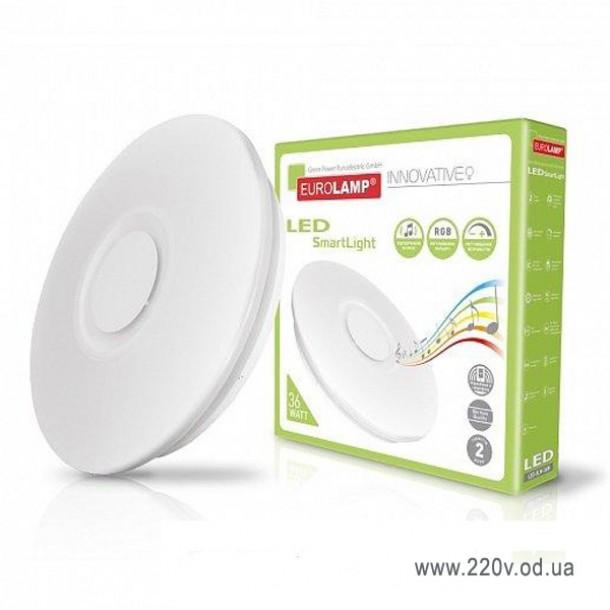 Смарт светильник EUROLAMP LED модель SMART LIGHT 26W